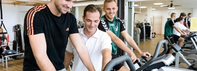 Med. Trainingstherapie